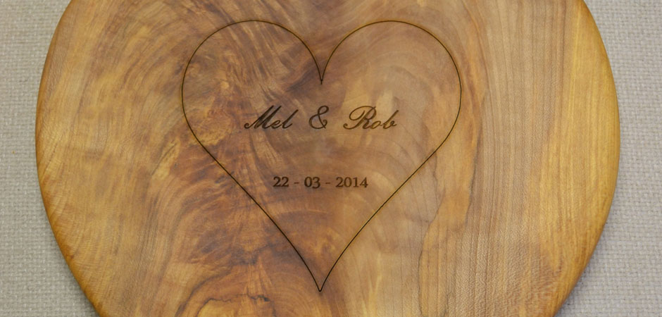 Engraved Food Boards